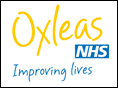 Logo: oxleas trust - improving lives