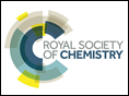 Logo: Royal Society of Chemistry, We promote, support and celebrate chemistry