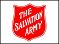 Logo: salvation army - transforming lives in every community